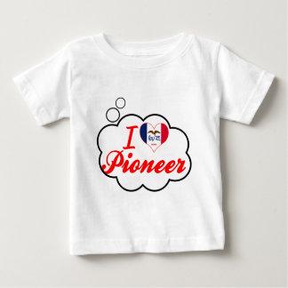 Amo al pionero, Iowa Tshirts