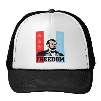 Amo al presidente de América - de Abraham Lincoln Gorras