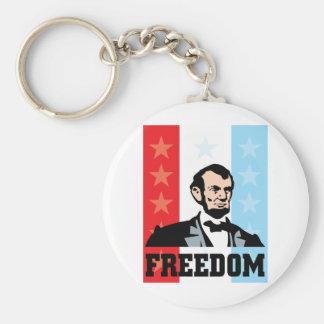 Amo al presidente de América - de Abraham Lincoln Llaveros