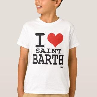 Amo al santo Barth - St Barthelemy Playera