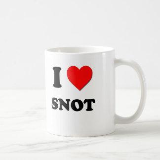 Amo al Snot Tazas