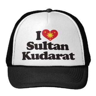 Amo al sultán Kudarat Gorros Bordados