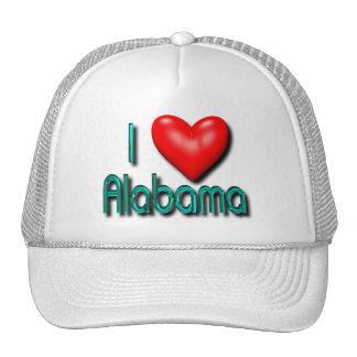 Amo Alabama Gorra