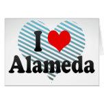 Amo Alameda, Estados Unidos Tarjeta Pequeña