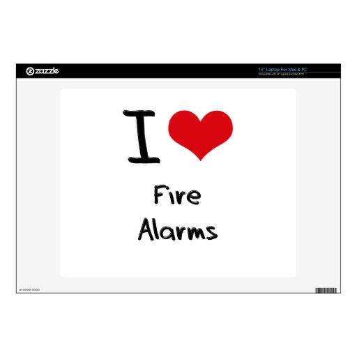 Amo alarma de incendio portátil 35,6cm skins