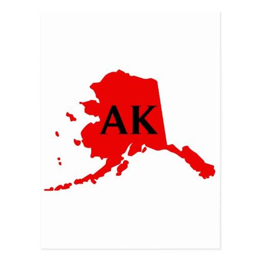 Amo Alaska - AK Postales
