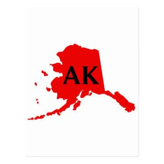 Amo Alaska - AK Tarjetas Postales