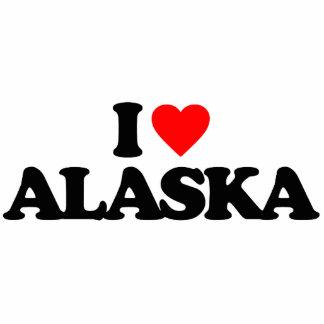 AMO ALASKA ESCULTURA FOTOGRAFICA