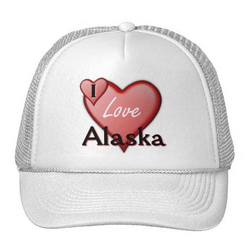 Amo Alaska Gorro De Camionero