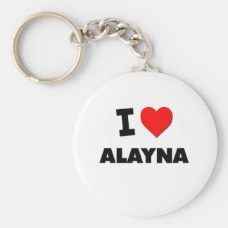 Amo Alayna Llavero Redondo Tipo Pin