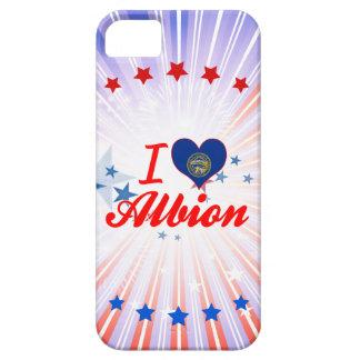 Amo Albion, Nebraska iPhone 5 Case-Mate Carcasa
