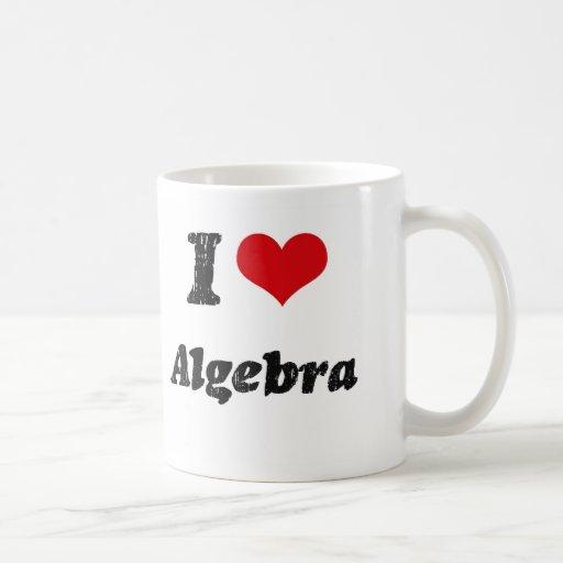 Amo álgebra taza