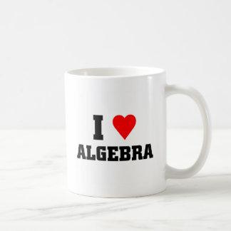 Amo álgebra taza clásica