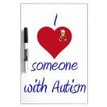 Amo alguien autismo de w pizarras