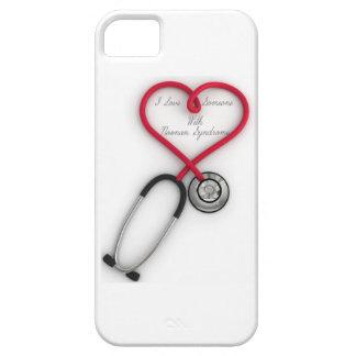 Amo alguien con el caso de IPhone del síndrome de iPhone 5 Carcasa