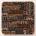Amo alguien los prácticos de costa autísticos posavaso