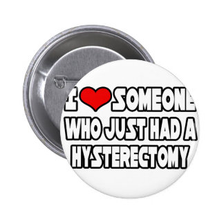 Amo alguien que acaba de tener una histerectomia pins