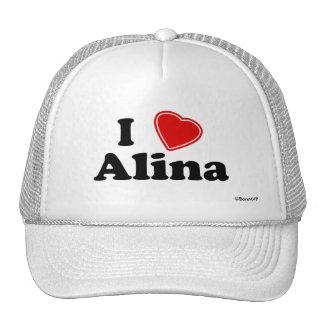 Amo Alina Gorras De Camionero