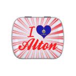 Amo Alton, Kansas Frascos De Dulces