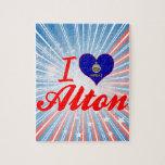 Amo Alton, Kansas Rompecabeza Con Fotos