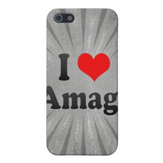 Amo Amagi, Japón iPhone 5 Carcasa