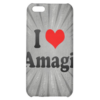 Amo Amagi, Japón