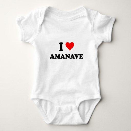 Amo Amanave Playeras