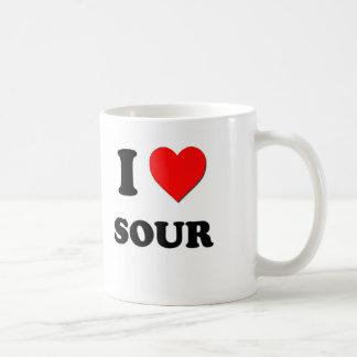 Amo amargo taza