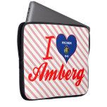 Amo Amberg, Wisconsin Mangas Portátiles