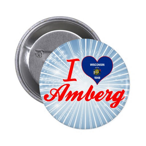 Amo Amberg, Wisconsin Pins