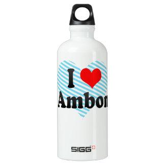 Amo Ambon, Indonesia. I Cinta Ambon, Indonesia