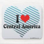 Amo America Central Alfombrilla De Ratón