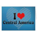 Amo America Central Felicitacion
