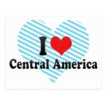 Amo America Central Postales