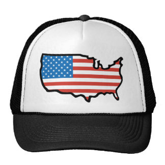 Amo América - Estados Unidos señalan por medio de Gorros Bordados