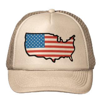 Amo América - Estados Unidos señalan por medio de  Gorros