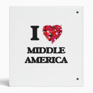 """Amo América media Carpeta 1"""""""