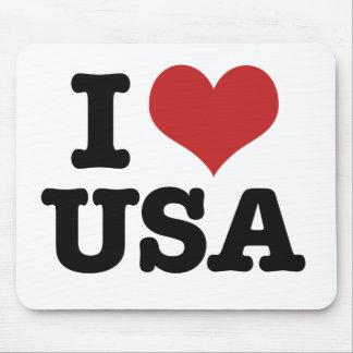 Amo América Mousepads