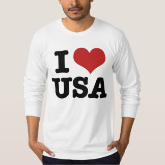 Amo América Polera