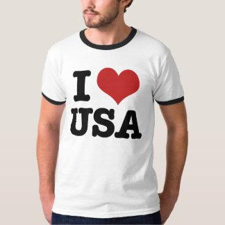 Amo América Remera