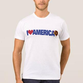 Amo América Remeras
