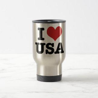 Amo América Taza De Viaje