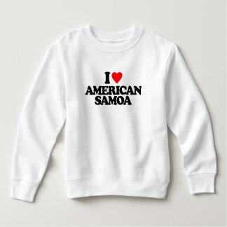 AMO AMERICAN SAMOA SUDADERA