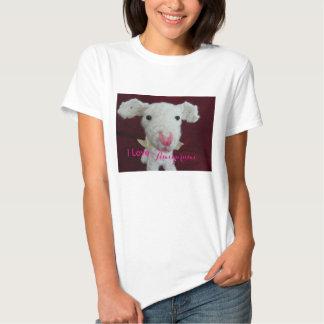 Amo Amigurumi - camiseta de la cabra Playera