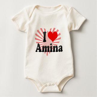 Amo Amina Traje De Bebé