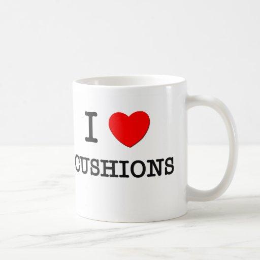 Amo amortiguadores tazas de café