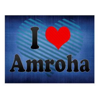 Amo Amroha, la India Tarjetas Postales
