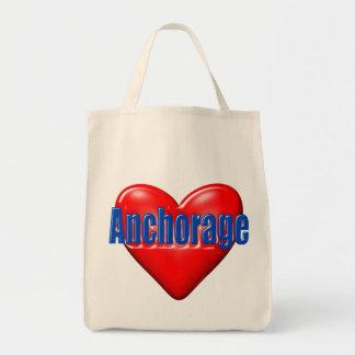 Amo Anchorage Alaska Bolsas De Mano
