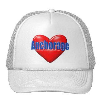 Amo Anchorage Alaska Gorra