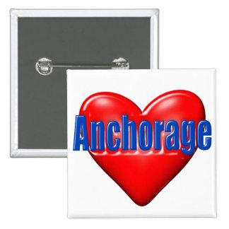 Amo Anchorage Alaska Pins